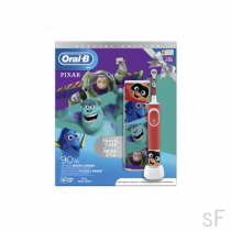Oral B Cepillo Dental Eléctrico Recargable Infantil Pixar