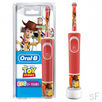 Oral B Cepillo Eléctrico Kids Toy Story