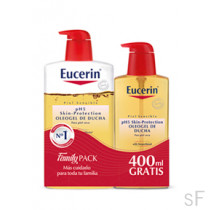 Eucerin Oleogel de Ducha 1000 ML + GRATIS 400 ml