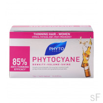 Phytocyane Tratamiento Anticaída  / Phyto 12 ampollas