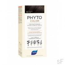Phytocolor Tinte sin amoniaco / 05 CASTAÑO CLARO