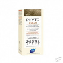 Phytocolor Tinte sin amoniaco / 09 RUBIO MUY CLARO