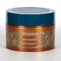 Crema al Aceite de Monoï - Polysianes (200 ml)