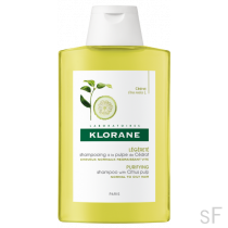 Klorane Champú a la Cidra para cabellos con tendencia grasa 400 ml