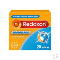 Contiene Vitamina C que contribuye al funcionamiento normal del sistema inmunitario, a la protección de las células frente al daño oxidativo, mejora la absorción del hierro y contribuye a la formación normal del colágeno para el funcionamiento normal de l