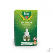 Relec Día y noche Antimosquitos RECAMBIO Eléctrico Líquido
