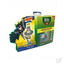 Relec / Pulsera antimosquitos Click-Clack + REGALO reloj Batman