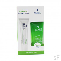 Rilastil Acnestil Attiva Crema Antiimperfecciones 40 ml + REGALO Acnestil Gel Limpiador 50 ml