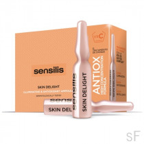 sensilis skin delight ampollas