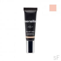 Sensilis Velvet Skin Corrector Líquido Alta cobertura y larga duración 01 Light