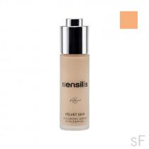 Sensilis Velvet Skin Hyaluronic Serum & Foundation 03 Miel