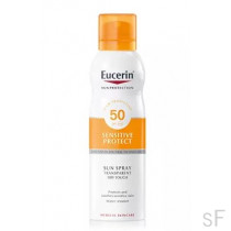 Eucerin Sun Spray Transparente Sensitive Protect SPF50