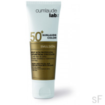 Cumlaude SUNLAUDE SPF50+ COLOR Emulsión 50 ml