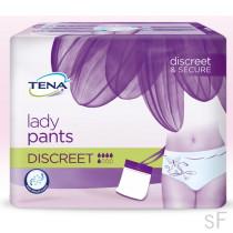 Tena Lady Pants Discreet 12 uds Talla M