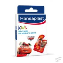 Hansaplast Tiritas Cars 16 uds