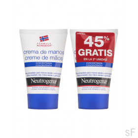 Duplo Neutrogena Crema de manos Concentrada 2 x 50 ml