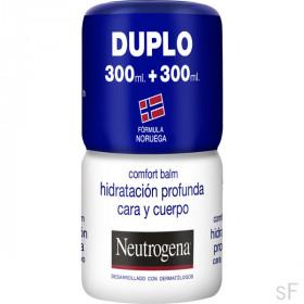 Duplo Neutrogena Hidratación Profunda Comfort Balm