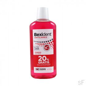 Bexident Anticaries Colutorio 500 ml Isdin