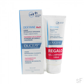 Ducray Dexyane MED Crema reparadora calmante 100 ml + REGALO