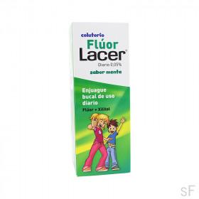 Flúor Lacer Colutorio Sabor Menta 500 ml
