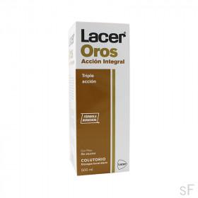 Lacer Oros Acción integral Colutorio 500 ml