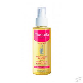 Maternidad Aceite Prevención Estrías - Mustela (105 ml)