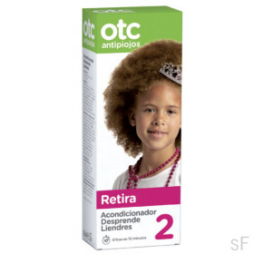 OTC Antipiojos Retira Liendres 125 ml