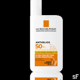 Anthelios Fluido Invisible SPF50+ SIN PERFUME 50 ml La Roche Posay
