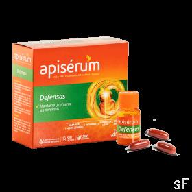 Apiserum Defensas 30 cápsulas blandas