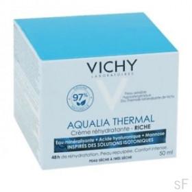 Vichy Aqualia Thermal Crema rehidratante Rica 50 ml