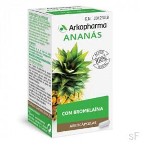 Arkocapsulas Ananas 48 cápsulas Arkopharma