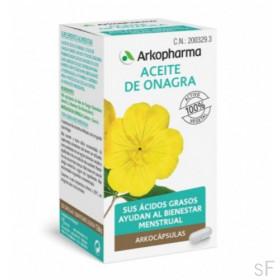 Arkocápsulas Aceite de Onagra 200 cápsulas Arkopharma