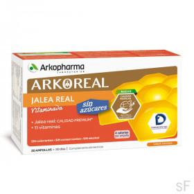 Arkoreal / Jalea Real Light 1000 mg - Arkopharma (20 ampollas)