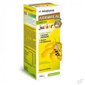 Arkoreal Jarabe Apetit Niños Plátano y pera 150 ml Arkopharma
