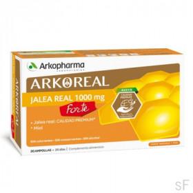Arkoreal / Jalea Real Forte 1000 mg - Arkopharma (20 ampollas)