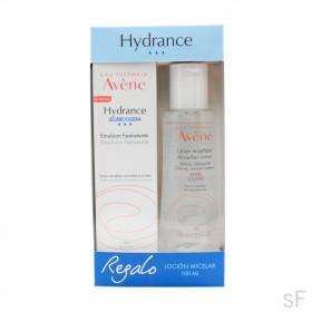 Avene Hydrance Ligera Emulsión hidratante 40 ml + REGALO Loción micelar