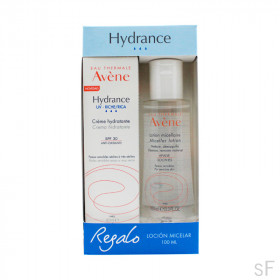 Hydrance UV Rica Crema hidratante SPF30 40 ml Avene + REGALO Loción Micelar
