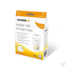 Bolsas para leche materna - Medela (25 unidades)