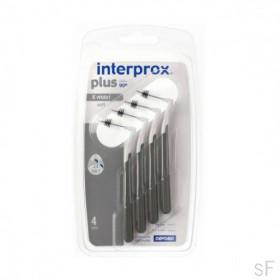 Interprox Plus  X-Maxi Cepillo interdental 4 unidades