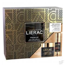 Cofre Lierac Premium Crema Voluptuosa + REGALO Contorno Ojos