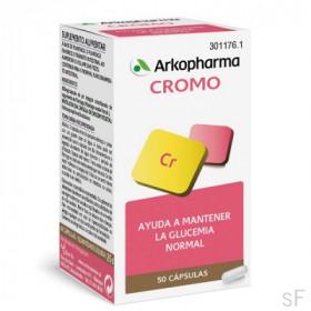 Arkocápsulas Cromo Arkopharma 45 cápsulas
