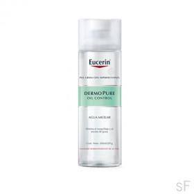 DermoPure / Agua micelar - Eucerin (200 ml)