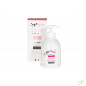 Letifem Gel Intimo Pediátrico 250 ml