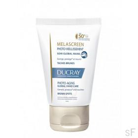 Ducray Melascreen Fotoenvenvejecimiento Manos SPF50+ 50 ml