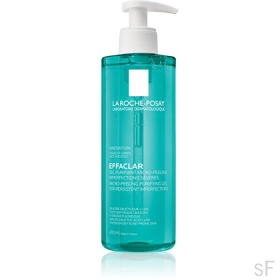 Effaclar Gel purificante Micro-Exfoliante 400 ml La Roche Posay