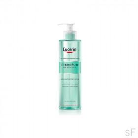 Eucerin DermoPure Gel limpiador facial 400 ml
