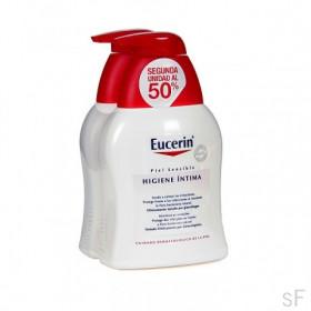 Duplo Eucerin Gel higiene íntima Intim Protect 2 x 250 ml