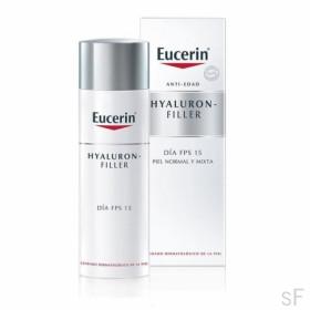 Eucerin Hyaluron Filler Día Piel Normal y Mixta 50 ml