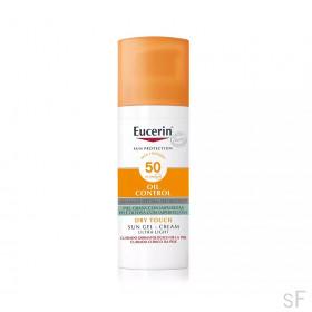Eucerin Sun Gel-Crema Oil Control SPF50+ 50 ml