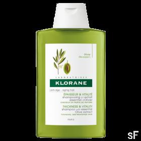 Klorane Champú Antiedad al extracto de Olivo 400 ml
